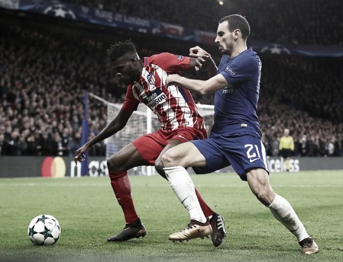 Chelsea empata com Atleti, joga adversário para UEL e avança às oitavas na segunda posição