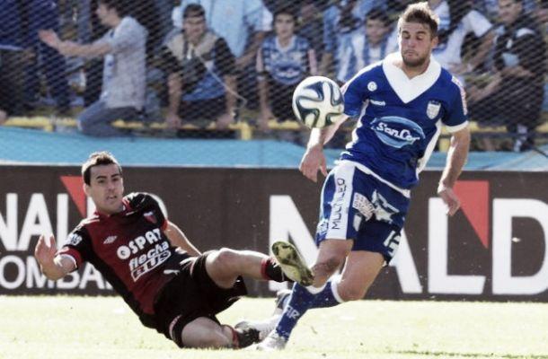 Em confronto direto de desempate, Atlético Rafaela vence Colón e permanece na primeira divisão