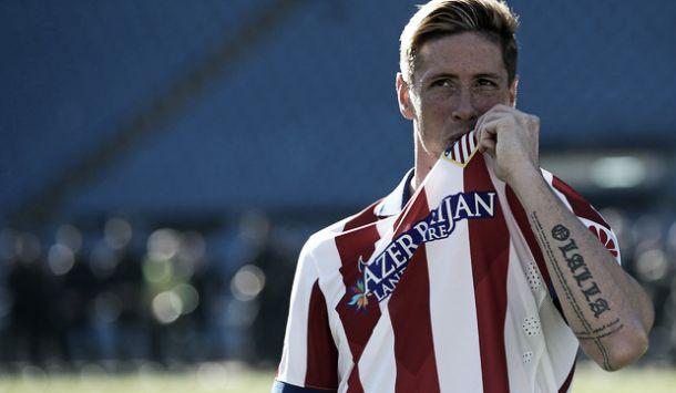 45.000 mil «colchoneros» na apresentação de Fernando Torres