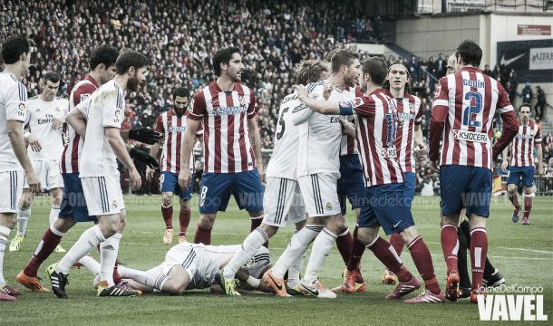 Atleti x Real: Griezmann considera a intensidade a chave do sucesso contra o rival