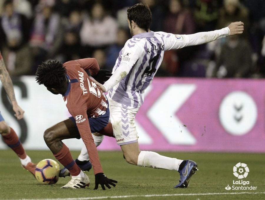 El Atlético de Madrid y el Valladolid jugarán su partido número 100