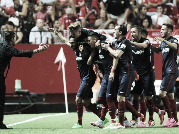 La Liga round-up: Atleti and Real rampant, Barcelona labour and Athletic despondant