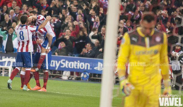 Fotos e imágenes del Atlético de Madrid 4-0 Olympiacos, jornada 5 de Champions League