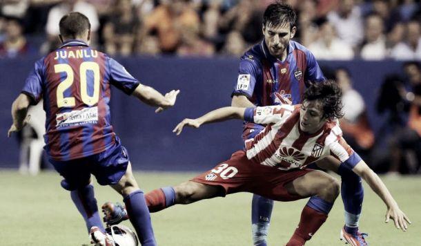 Atlético de Madrid – Levante: a despedir bien el año en el Calderón