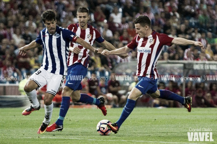Atlético de Madrid apenas empata com Alavés na estreia do Espanhol