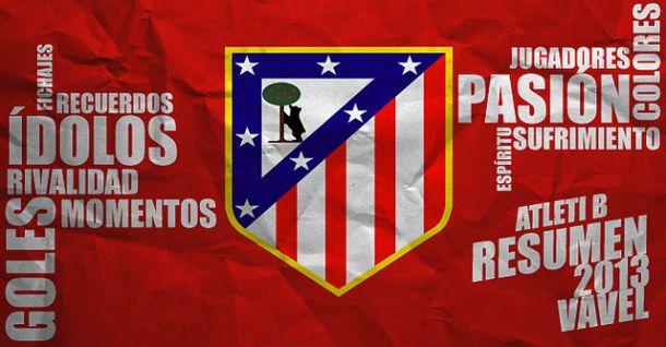 Atlético de Madrid B 2013: más cantera que nunca