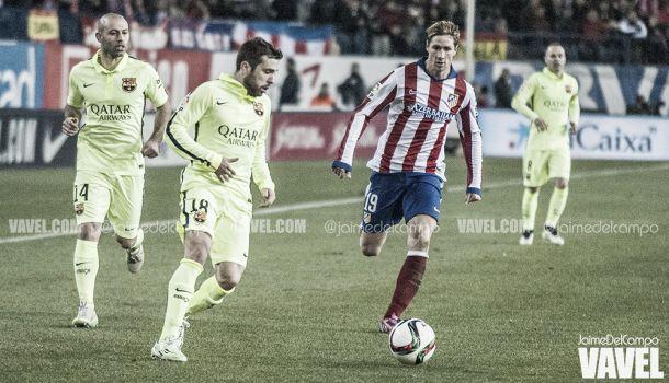 Mateu Lahoz arbitrará el Atlético de Madrid - FC Barcelona