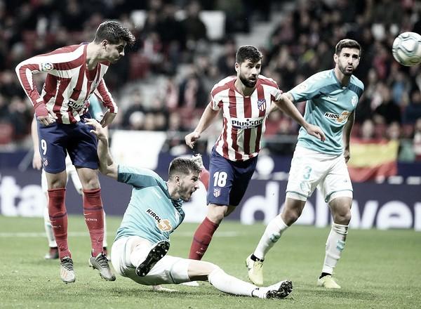 Enfrentamiento entre ambos equipos FOTO: Osasuna