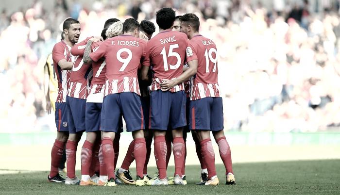 El Atlético de Madrid continúa invicto en pretemporada