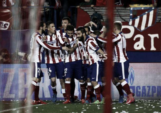 Atletico Madrid (3)1- 0(2) Bayer Leverkusen: Colchoneros Qualify To Last Eight