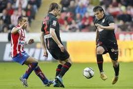 Así vivimos la victoria del Atlético ante el Sporting