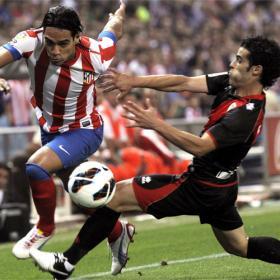 Atlético de Madrid-Rayo Vallecano: puntuaciones del Rayo Vallecano, jornada 4
