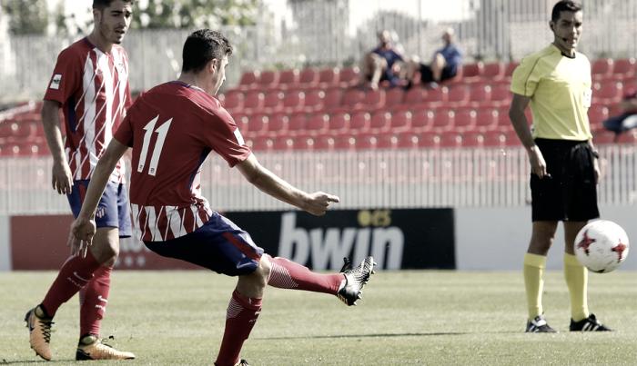Atlético de Madrid B: Segunda derrota consecutiva, primera en casa