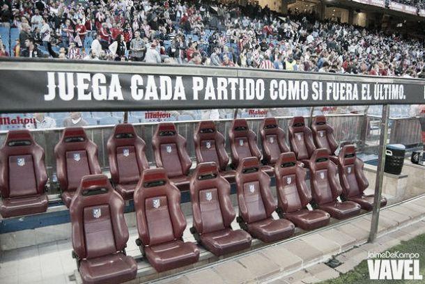 Liga BBVA: Atlético prepara-se para repetir onze pela primeira vez esta época
