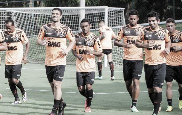 Pelo Mineiro, Atlético-MG enfrenta URT com time alternativo