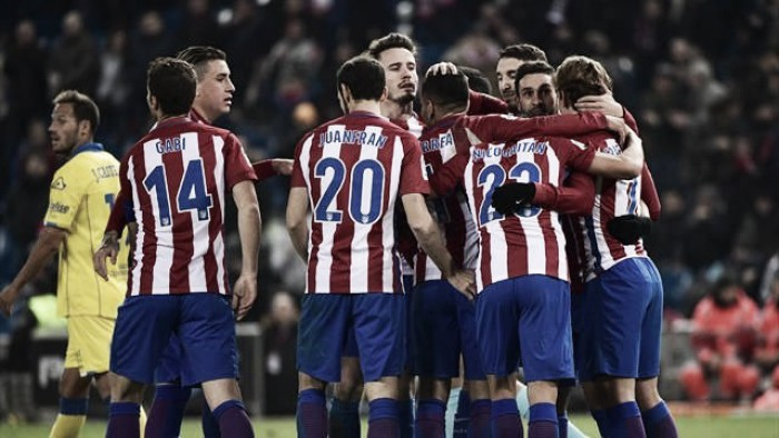 Copa del Rey, l'Atletico ospita l'Eibar nell'andata dei quarti di finale