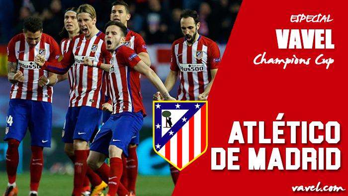 Champions Cup 2016: Com base mantida, Atlético de Madrid quer voltar à briga por títulos