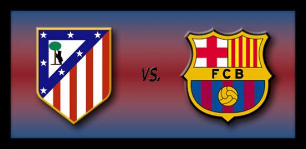 Live Atlético - Barcelone, le match en direct