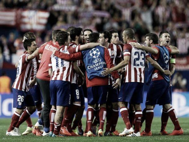 El Atlético del Cholo eliminó al Barcelona