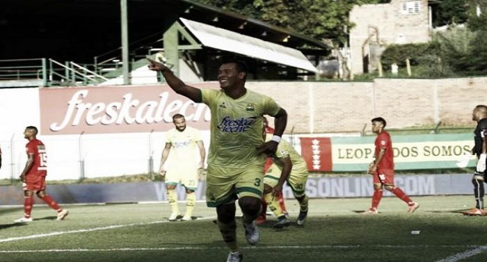 """Diego Peralta: """"Hemos dejado la llave abierta"""""""
