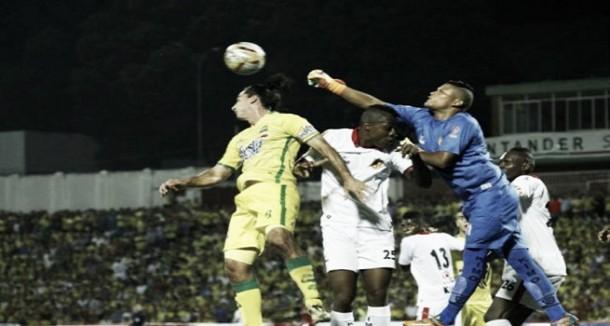 Bucaramanga le ganó 1-0 a Universitario de Popayán y acabó con siete años en la B