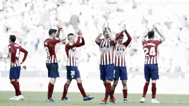 Valladolid y Atlético, equipos que encajan muy pocos goles
