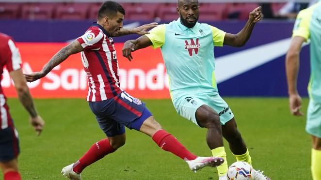 Previa Granada CF - Atlético de Madrid: reencontrarse con la victoria y la regularidad