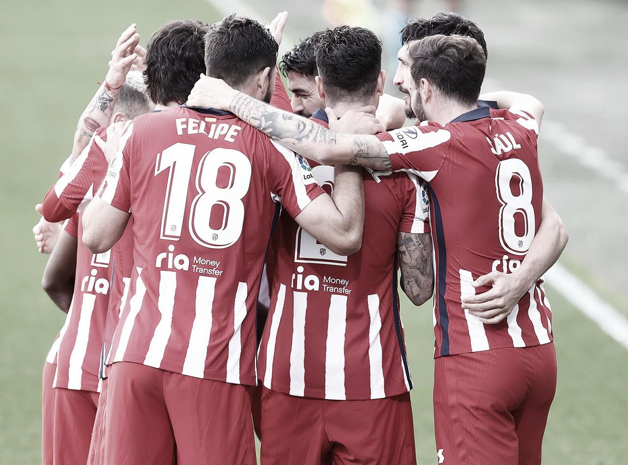 Melhor ataque, Atlético de Madrid vence Cádiz e se isola na liderança de LaLiga