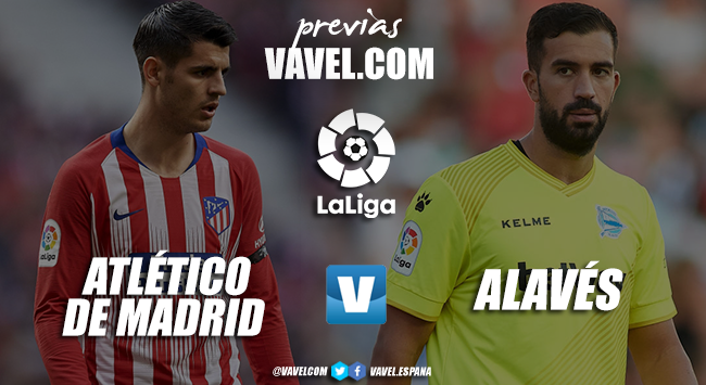Previa Atlético de Madrid-Alavés: asegurar Champions y permanencia