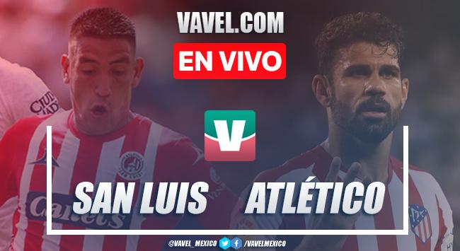 Atlético de San Luis vs Atlético Madrid (1-2)