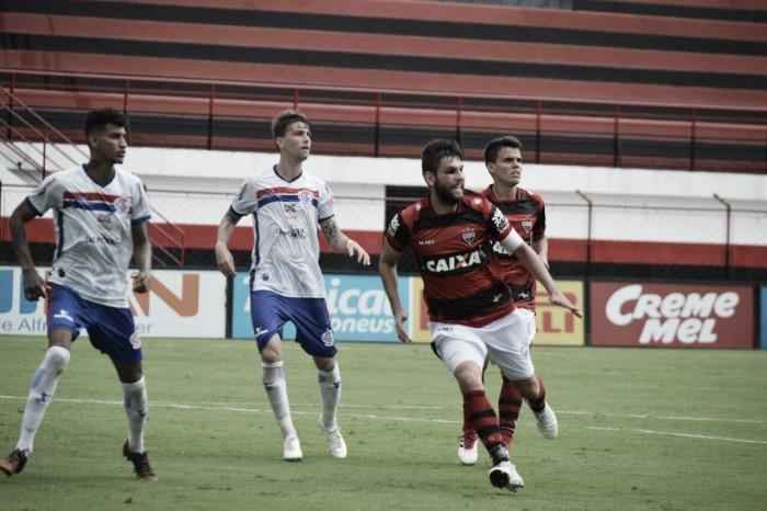 Na volta ao Antônio Accioly, Atlético-GO vence Itumbiara e deixa a zona de rebaixamento