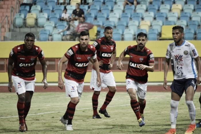 Atlético-GO perde para Aparecidense e segue sem vencer no Campeonato Goiano