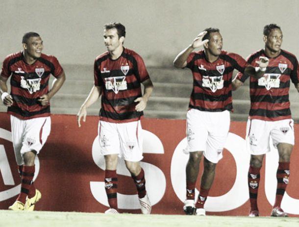 Série B 2014: Atlético Clube Goianiense