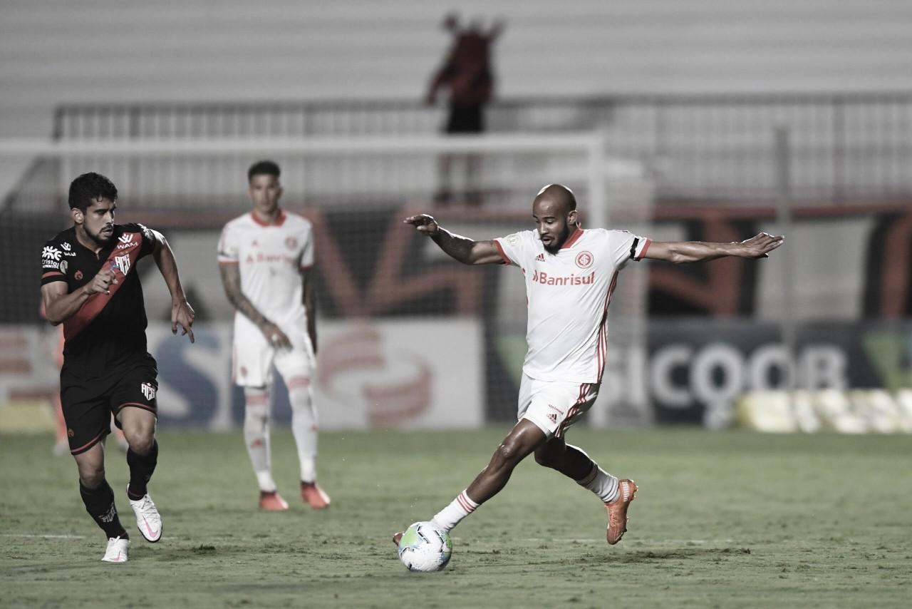 Gols e Melhores Momentos de Atlético-GO x Internacional (0-0)