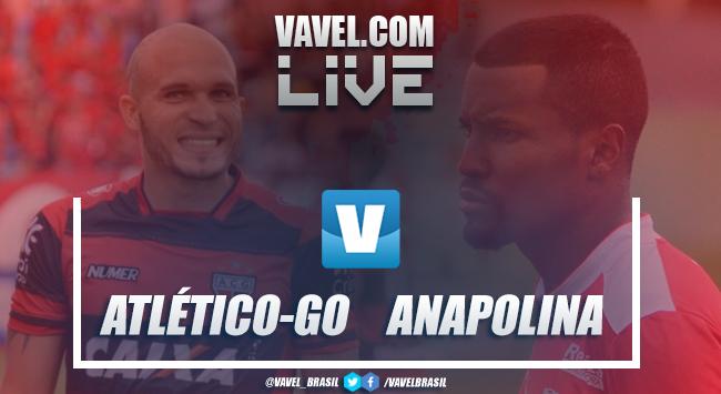Resultado e gols Atlético-GO 4 x 1 Anapolina pelo Campeonato Goiano