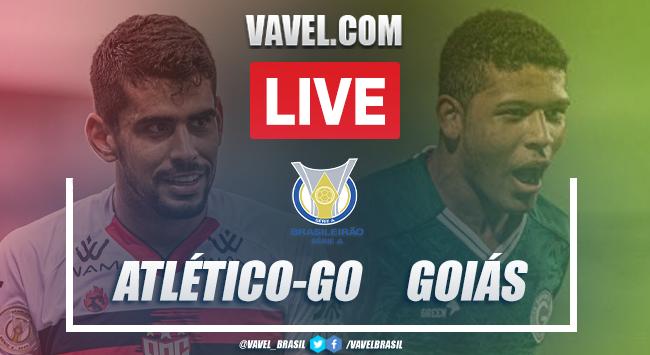 Gol e melhores momentos de Atlético-GO 0 x 1 Goiás pelo Campeonato Brasileiro 2020