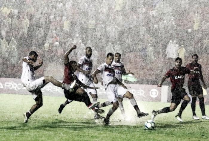 Tentando evitar queda precoce, Atlético-GO recebe Sport no Olímpico