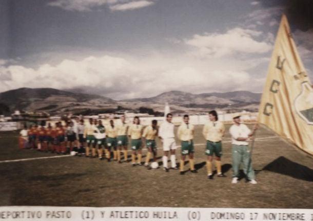 Historial Deportivo Pasto - Atlético Huila: Contundencia pastusa de local