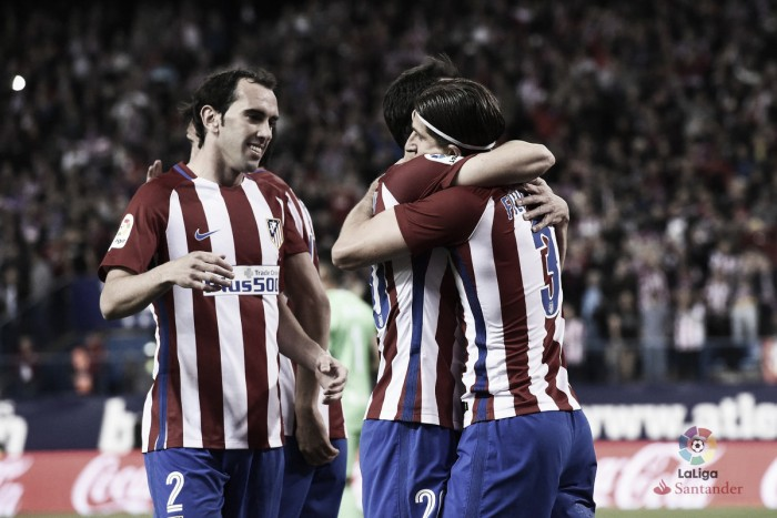 Liga, all'Atletico Madrid basta Filipe Luis: Real Sociedad battuta 1-0 al Calderon