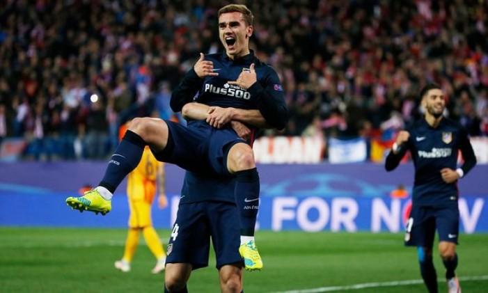 Champions League, Griezmann fa fuori il Barcellona: 2-0 al Calderon