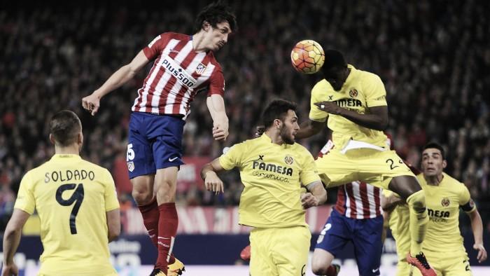 Atletico Madrid bloccato dal Villarreal: 0-0 e poche emozioni al Calderon