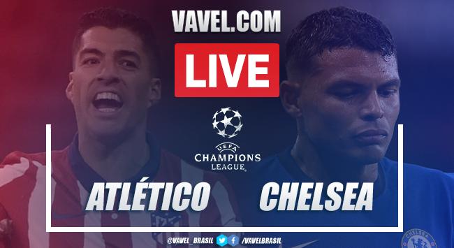 Gol e melhores momentos de Atlético de Madrid 0 x 1 Chelsea pelas Oitavas de final da Champions League 2020-21