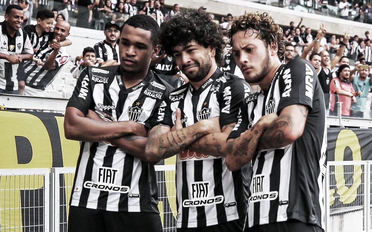 Resultado e gols de Tupynambás x Atlético-MG pelo Campeonato Mineiro (1-2)