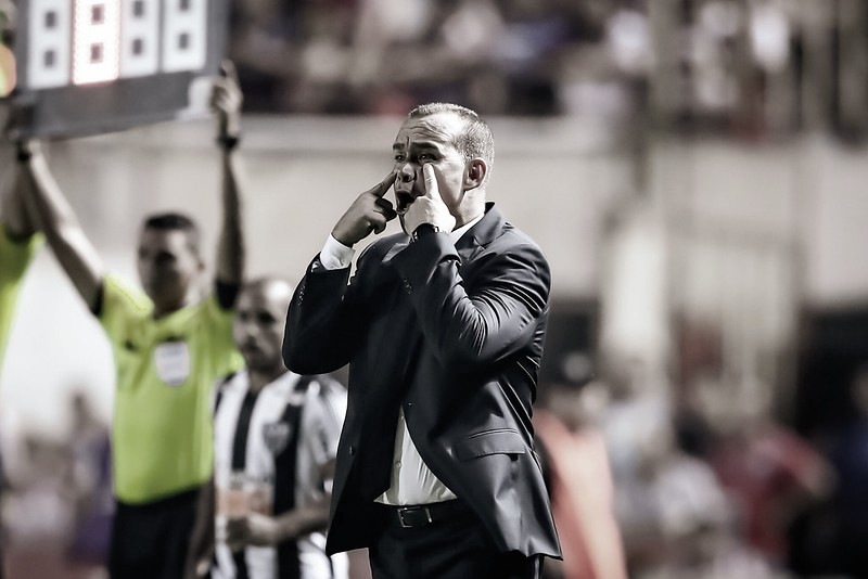 """Apesar da derrota, Dudamel acredita na virada do Atlético-MG: """"Não nos daremos por vencidos"""""""
