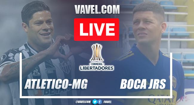 Penalties and Highlights: Atletico Mineiro 0(3)-(1)0 Boca Juniors in Copa Libertadores