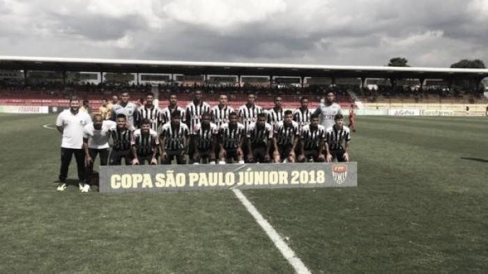 Atlético-MG dá pontapé em mata-mata da Copinha contra Joinville