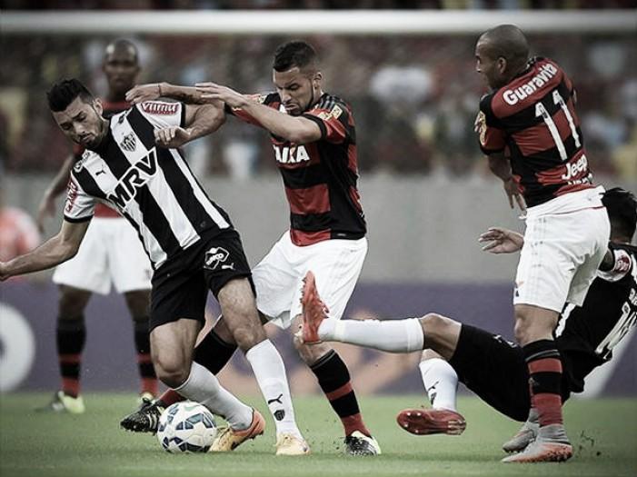 Brigando pelo título, Atlético-MG e Flamengo se enfrentam no Mineirão