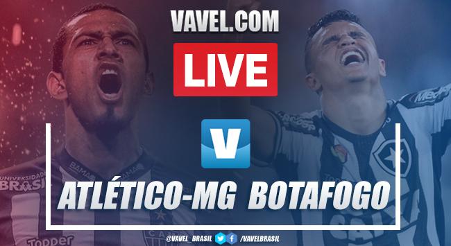 Gols e melhores momentos Atlético-MG 2x0 Botafogo pela Sul-Americana