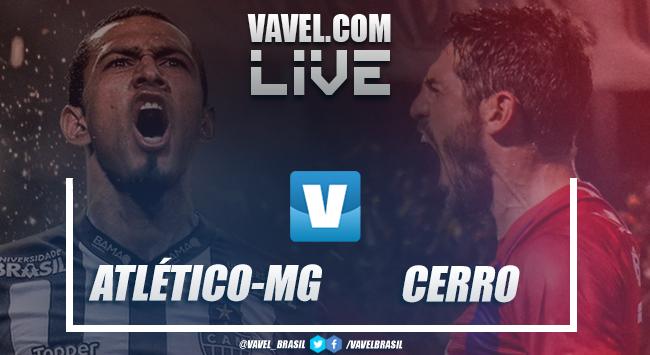 Atlético-MG x Cerro Porteño AO VIVO agora pela Libertadores (0-0)