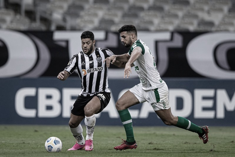 Atlético-MG tropeça em casa e empata com Chapecoense pelo Brasileirão